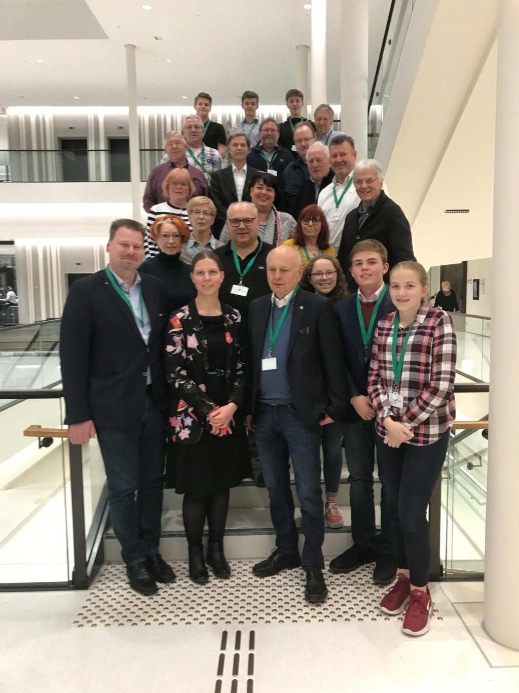 Besuchergruppe Dezember 2019