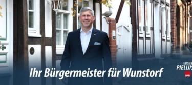 Bürgermeisterkandidat Piellusch