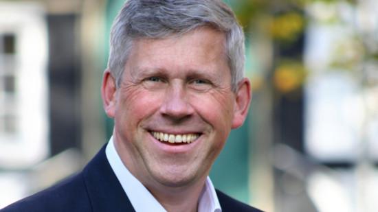 Bürgermeisterkandidat Carsten Piellusch